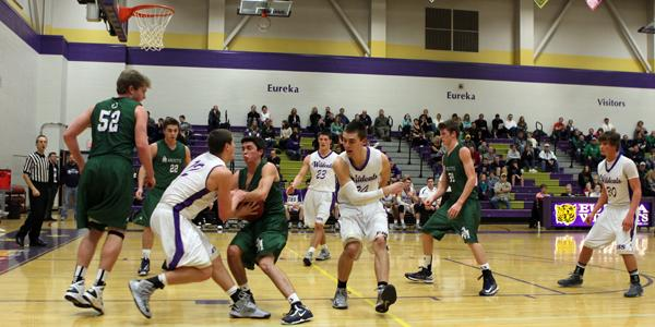 New gallery: Boys V. basketball vs. Marquette