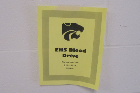 Saving lives with the StuCo Blood Drive