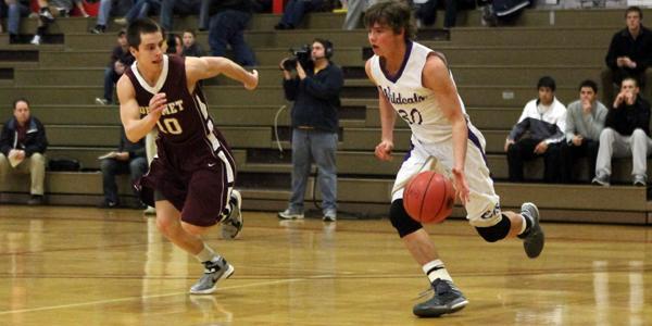 New gallery: Boys v. basketball vs. De Smet sectionals