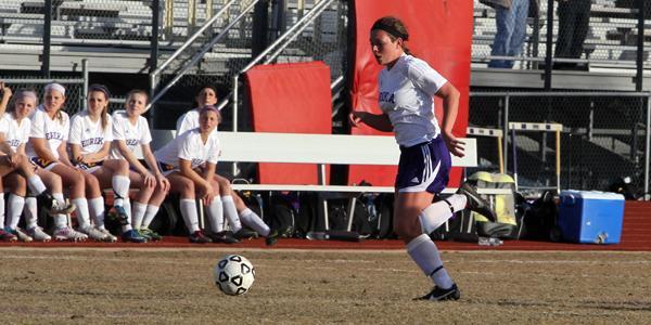 New gallery: Girls v. soccer vs. Lafayette