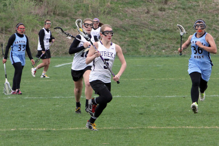 New gallery: Girls v. lacrosse vs. Parkway West