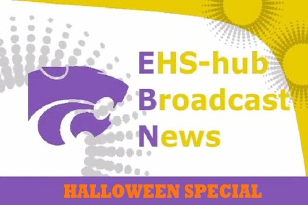 EBN: A very hubby Halloween: Blooper Reel