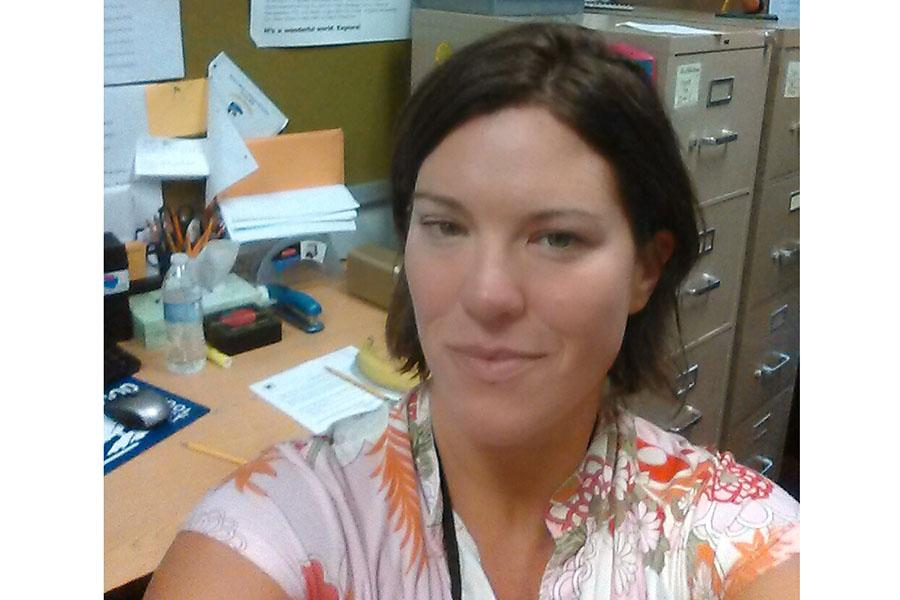 Teacher+selfie