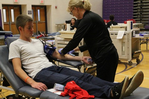 Photo of the day: Donate! and do a bloody good job