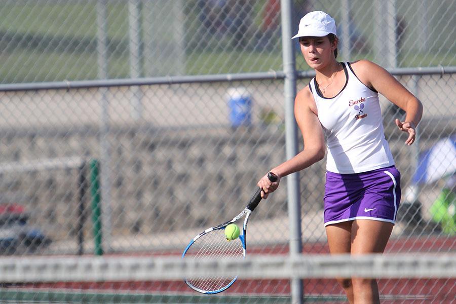 Girls+Tennis