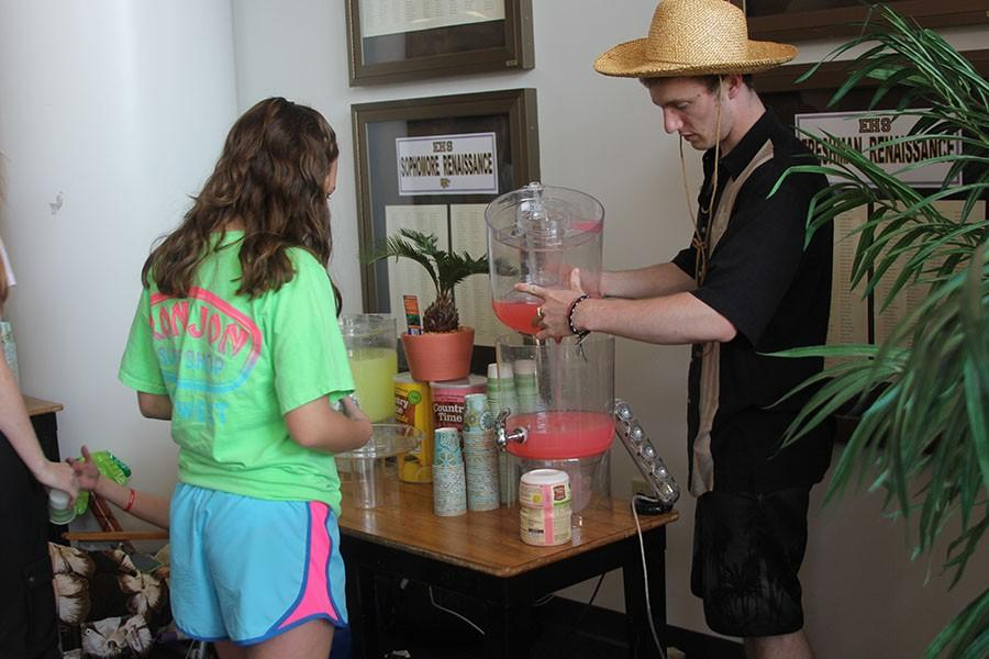 Photo of the day: Lemonade Luau