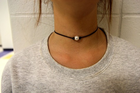 summer recap- choker necklace