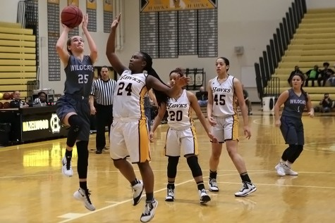 Cats lose tough game to Hazelwood Central