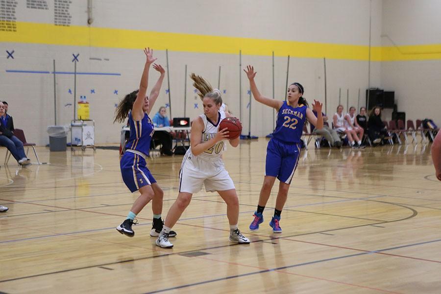 Eureka+girl%27s+junior+varsity+basketball+vs.+Seckman+