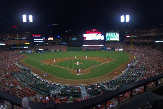 The St. Louis Cardinals played the Houston Astros at Busch Stadium, June 15. The Cardinals lost, 1-4. While the Cardinals didn't have a successful season, their rival, the Chicago Cubs did.