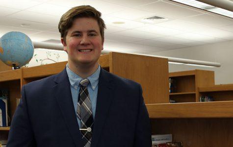 Mr. Speech & Debate: Jake Smith