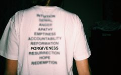 As a reminder to forgive, I wear my concert t-shirt from Beyoncé's