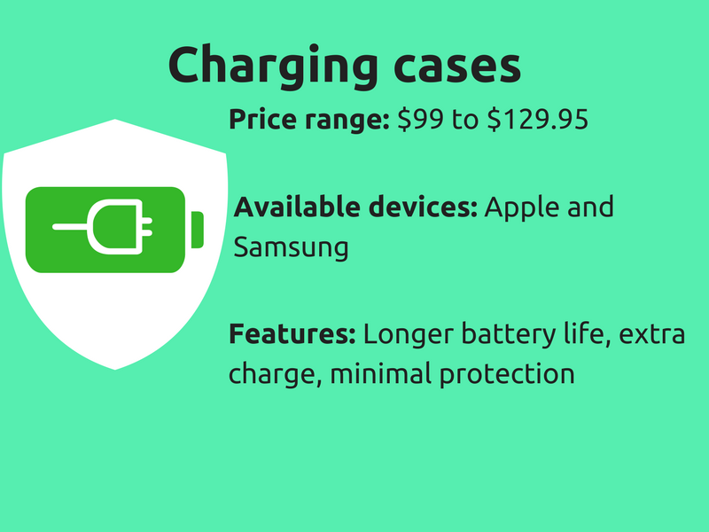 Charging+cases