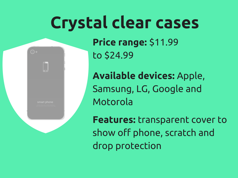 Crystal+clear+cases