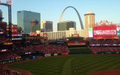 Busch Stadium is just one of the many entertainment venues in the city that attracts people from across the country.