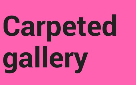 Carpeted gallery
