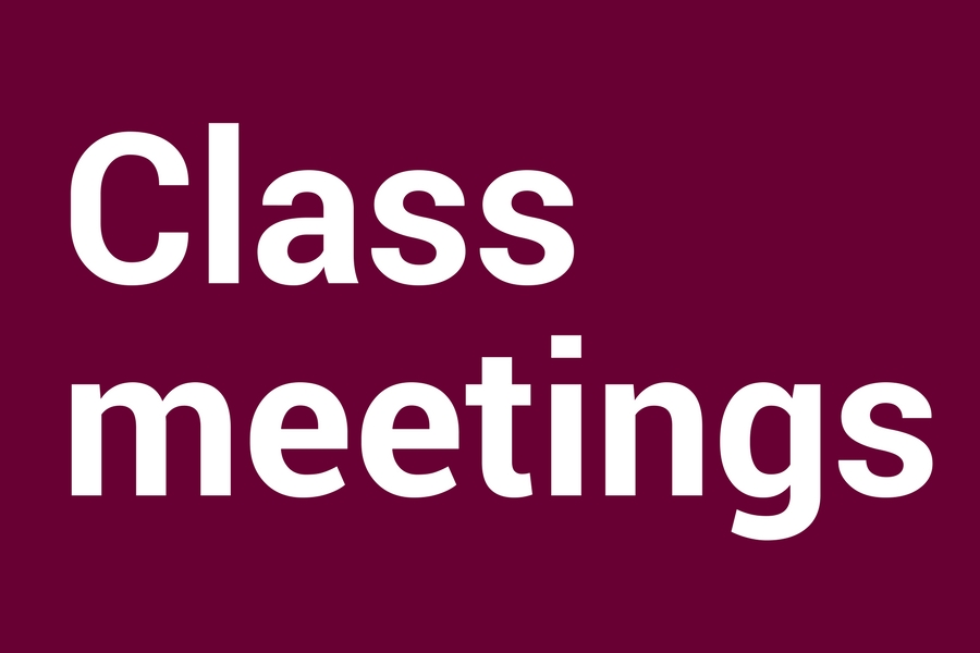 Class+meetings+recap