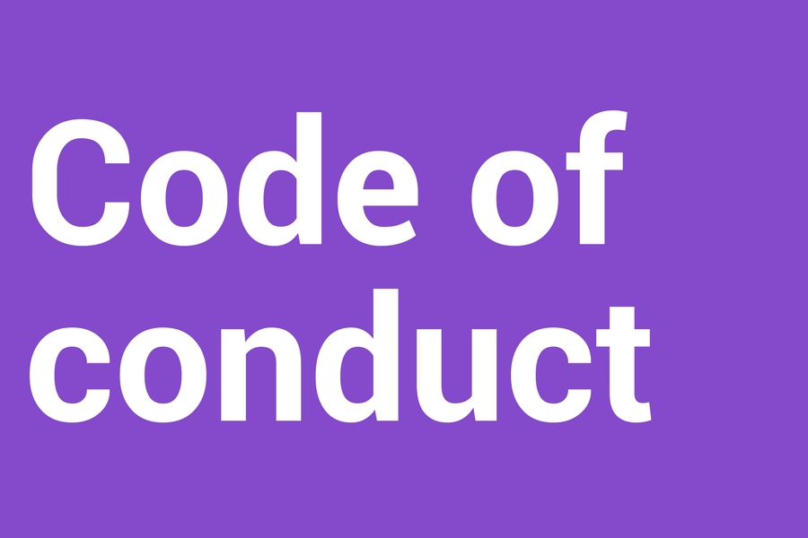 Code+of+conduct