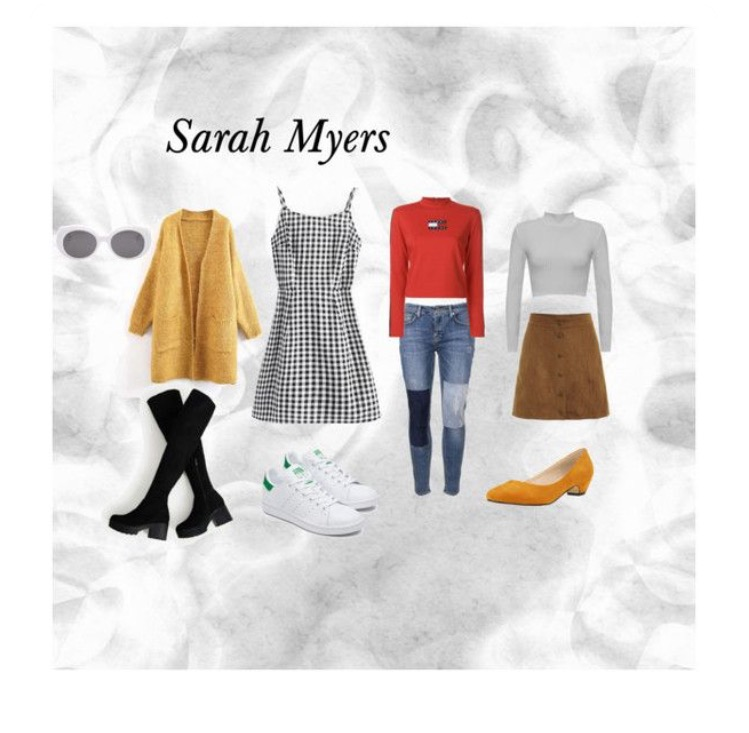Polyvore collage