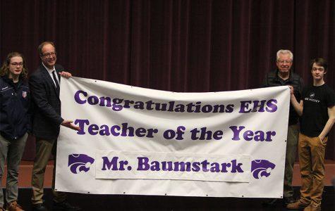 2018 Teacher of the Year winner: Gary Baumstark