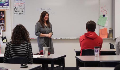Teacher of the Year finalist | Mandy Kotraba, Science