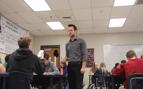Teacher of the Year finalist | Andrew Ribbing, Science