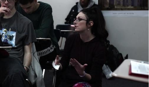 Teacher of the Year finalist | Lauren Schoellhorn, Social Studies
