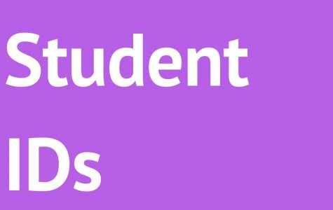 Student IDs