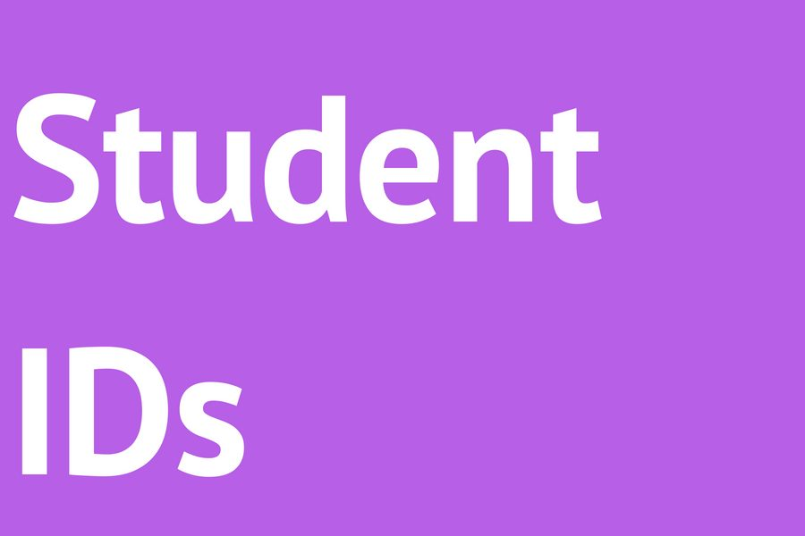 Student+IDs+will+be+given+out+during+the+first+week+of+school.+