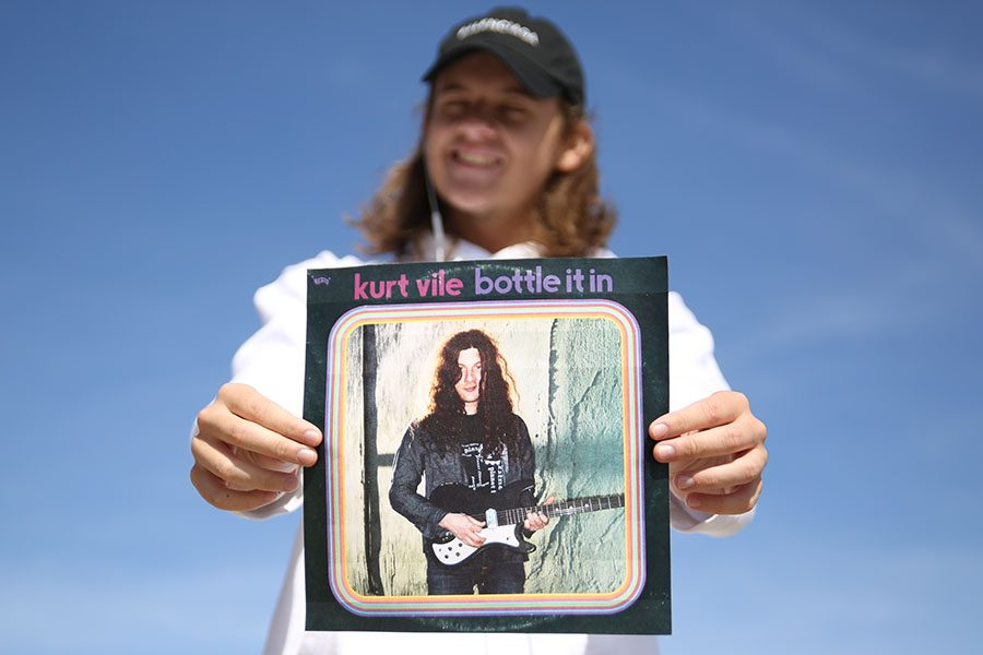 Kurt Vile released his seventh album,