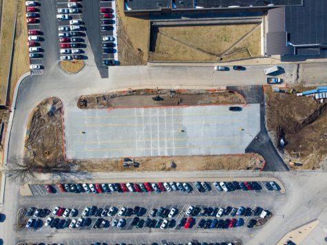EBN | Parking lot update