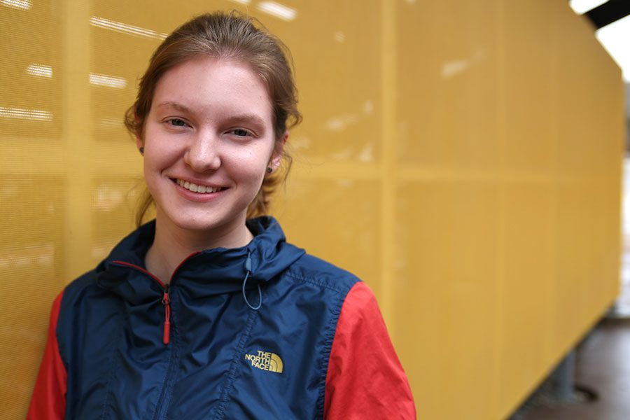 Gwaltney received a perfect score on her ACT, something less than one percent of students do.