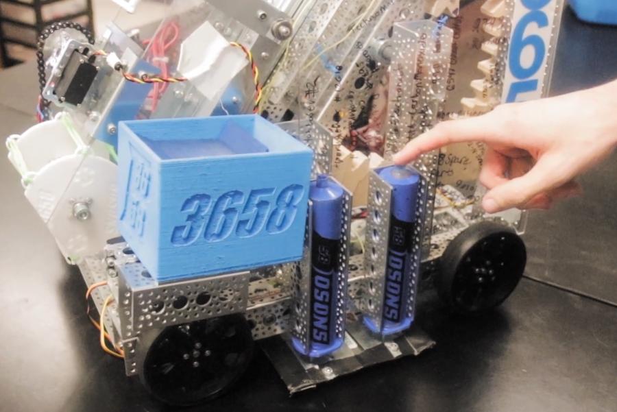 Robotics Thumb