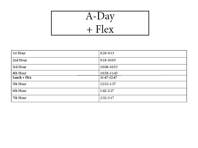 A Day With Flex