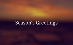 EBN | Season's greetings
