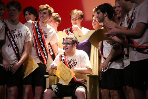 Mr. EHS Photo Gallery