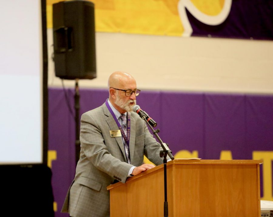 Crouther looks toward retirement as EHS searches for a new principal